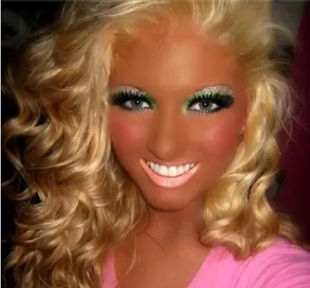 te veek make-up